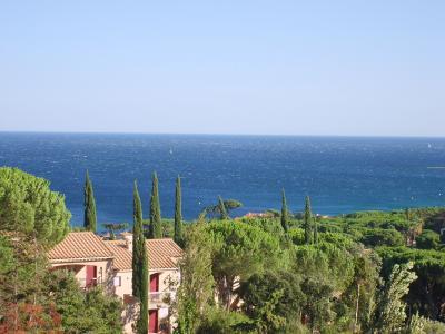 Vue depuis la location Location Appartement 70898 Sainte Maxime