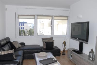 Salon Location Appartement 70907 L'escala