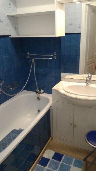 salle de bain Location Studio 71256 Berck-Plage