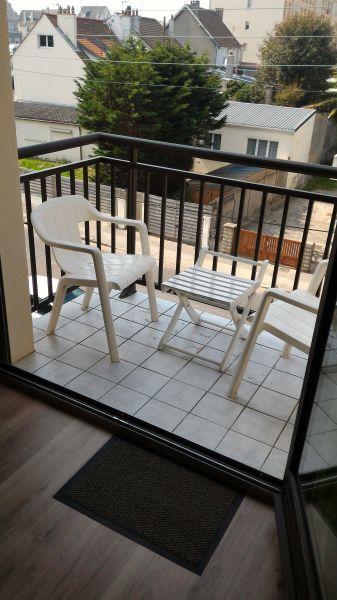Vue du balcon Location Studio 71256 Berck-Plage