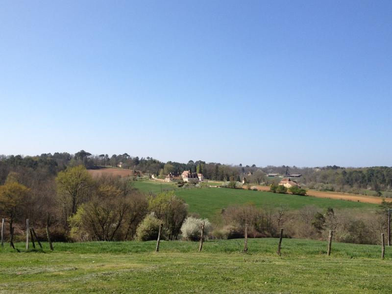 Vue depuis la location Location Maison 73192 Bergerac