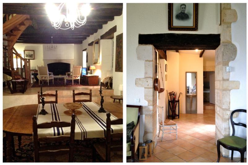 Salle à manger Location Maison 73192 Bergerac