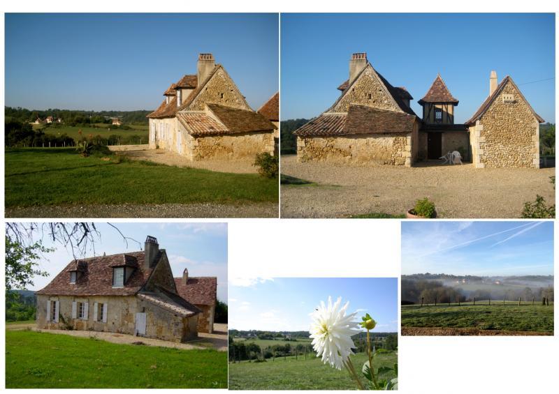 Vue extérieure de la location Location Maison 73192 Bergerac