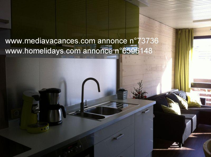 Vue autre Location Appartement 73736 Tignes