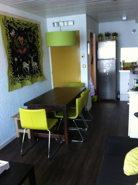 Coin cuisine Location Appartement 73736 Tignes