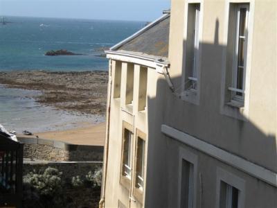 Vue depuis la location Location Appartement 74439 Saint Malo