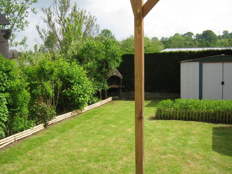 Vue de la terrasse Location Maison 74743 Granville