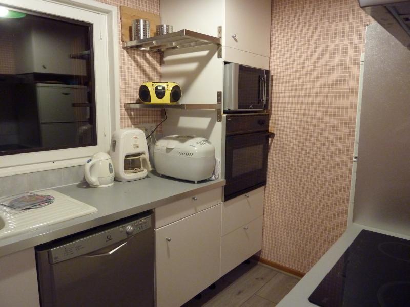 Cuisine indépendante Location Appartement 75311 Orcières Merlette