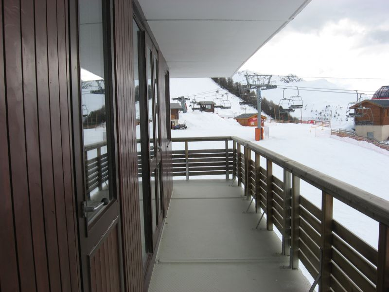 Balcon Location Appartement 77055 La Plagne