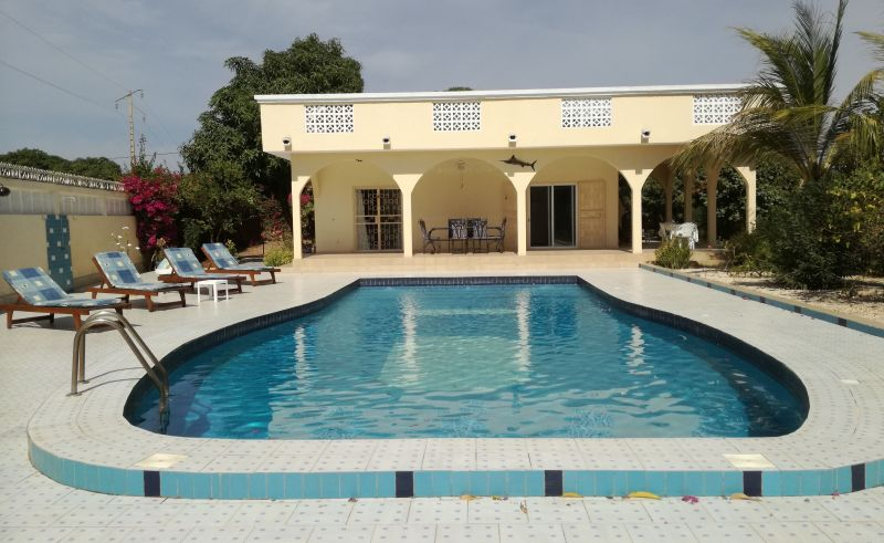 Piscine Location Villa 77706 Mbour