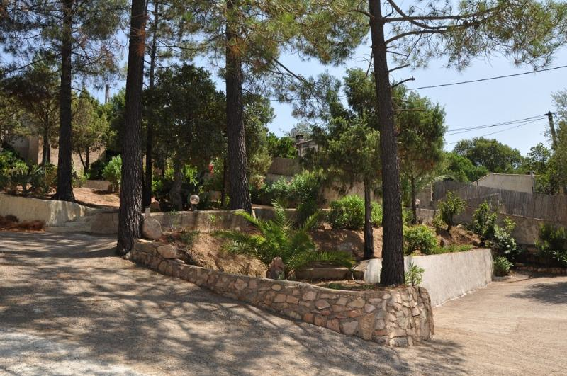 Vue depuis la location Location Villa 79272 Porto Vecchio