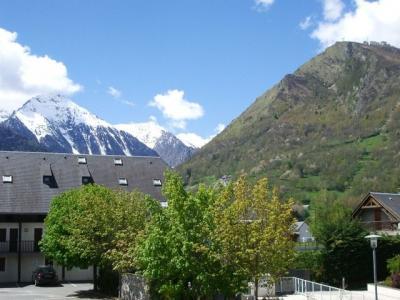 Vue depuis la location Location Appartement 79284 Saint Lary Soulan