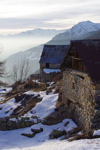 Vue à proximité Location Gite 81230 Orcières Merlette