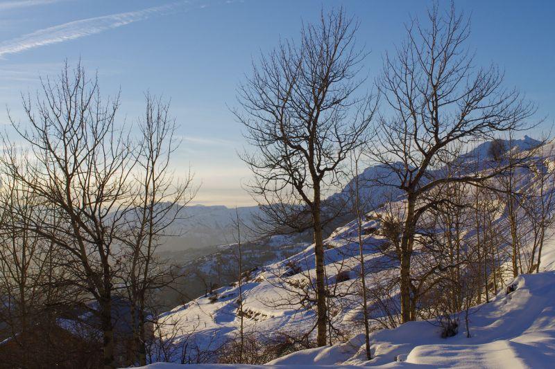 Vue depuis la location Location Gite 81230 Orcières Merlette