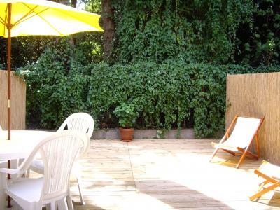 Terrasse Location Studio 81861 Saint Brevin les Pins