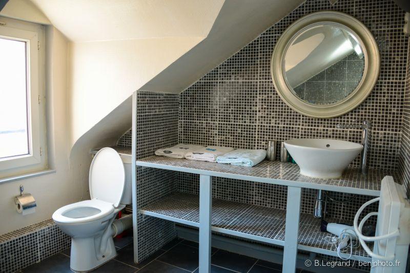 salle de bain Location Villa 82116 Cabourg