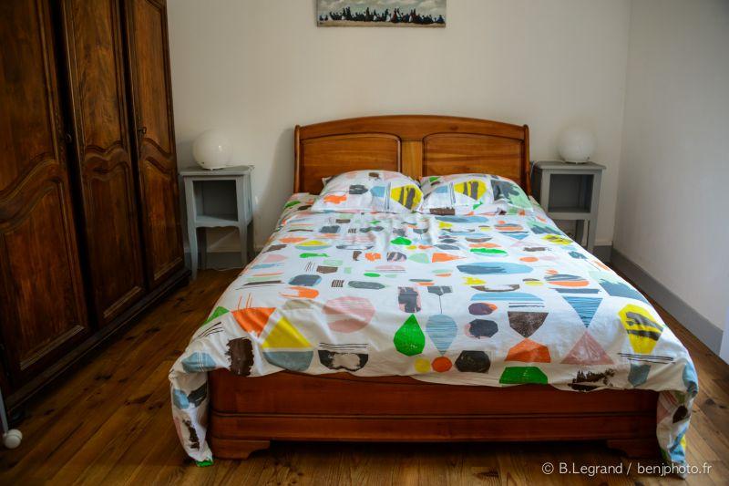 chambre 1 Location Villa 82116 Cabourg
