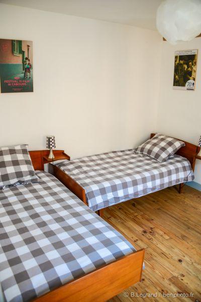 chambre 2 Location Villa 82116 Cabourg