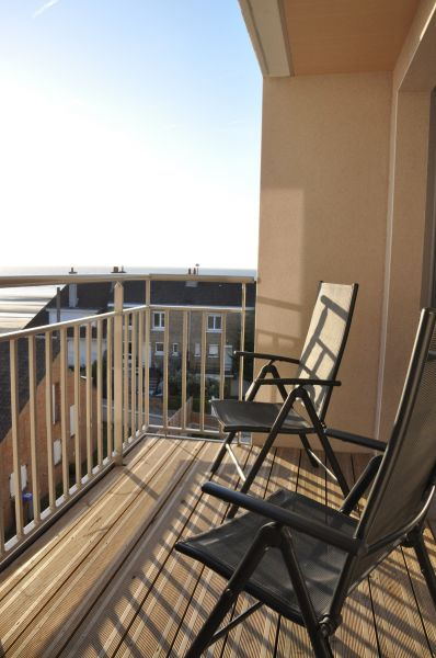 Terrasse Location Studio 88543 Bray-Dunes