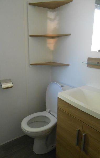 salle de bain 2 Location Mobil-home 90517 Vias Plage