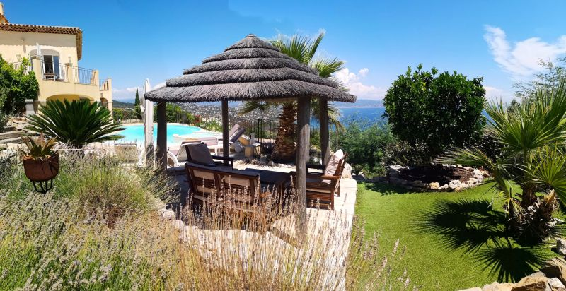 Jardin Location Villa 90962 Les Issambres
