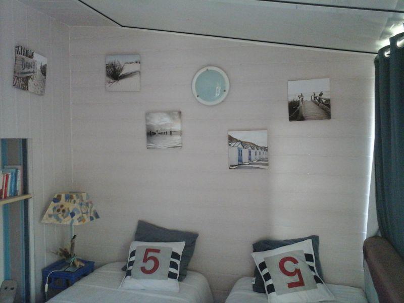 chambre 1 Location Villa 91180 Cap Ferret