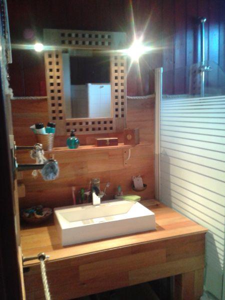 Salle d'eau 1 Location Villa 91180 Cap Ferret