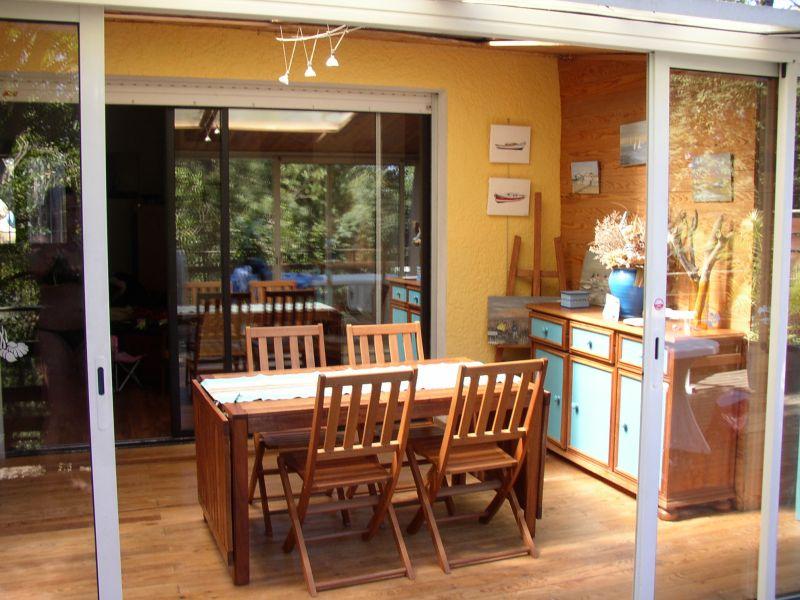 Salle à manger Location Villa 91180 Cap Ferret