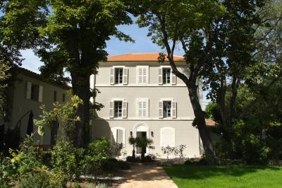 Vue ext�rieure de la location Location Appartement 91917 Aix en Provence