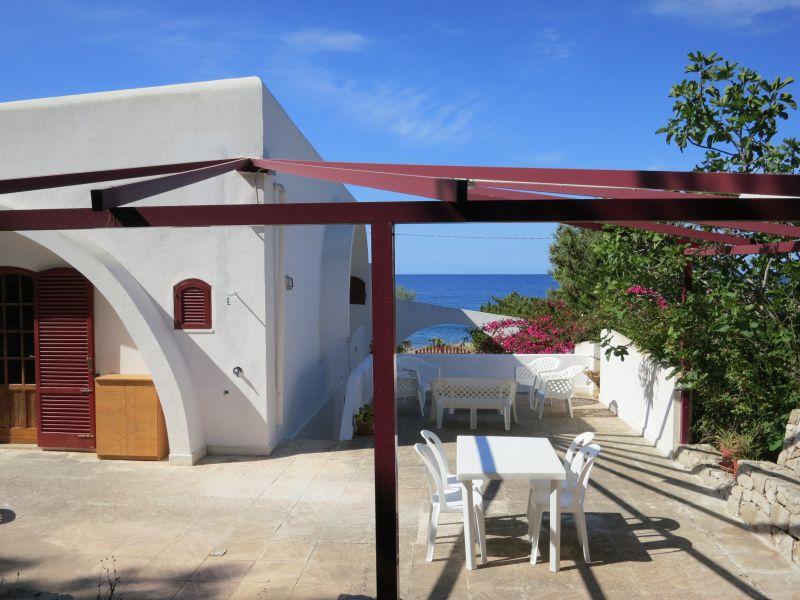 Vue de la terrasse Location Villa 92878 Torre Vado