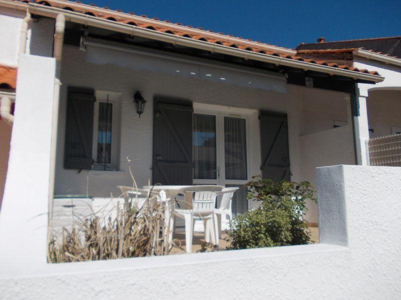 Entrée Location Maison 93132 Meschers