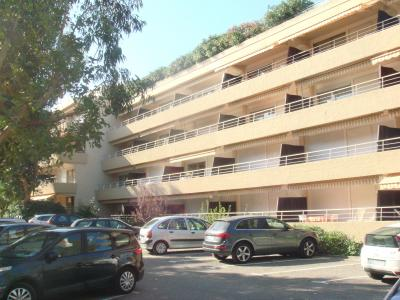 Vue ext�rieure de la location Location Appartement 93969 Saint Tropez