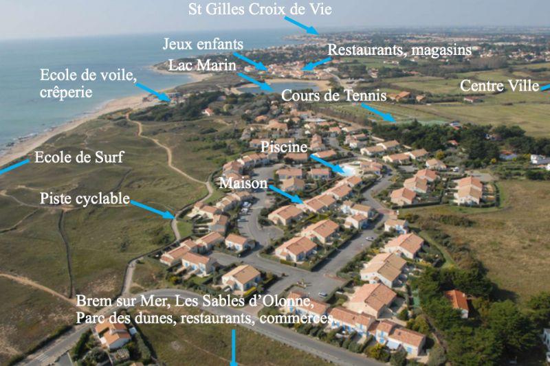 Vue à proximité Location Maison 94166 Bretignolles sur mer