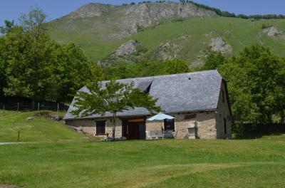 Vue ext�rieure de la location Location Gite 96908 Val d'Azun