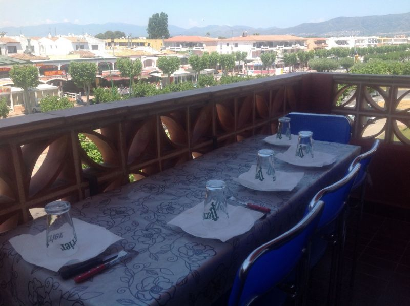 Terrasse Location Appartement 97331 Empuriabrava