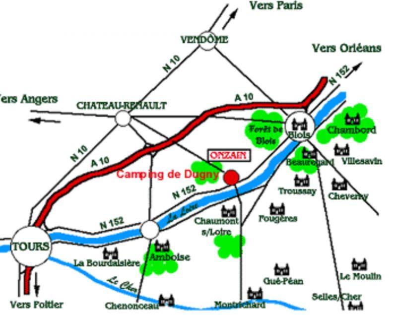 Vue autre Location Mobil-home 102122 Blois