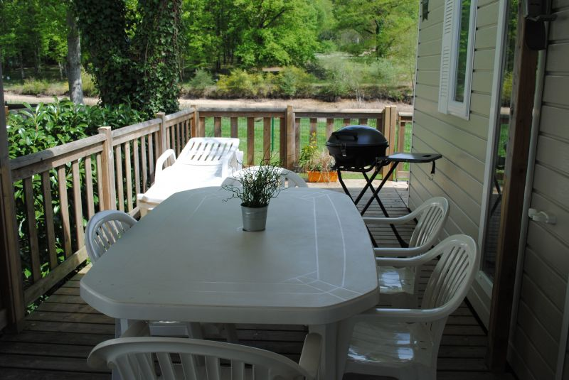 Terrasse Location Mobil-home 102122 Blois