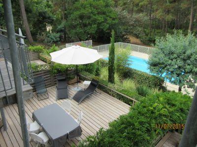 Terrasse Location Maison 102756 Lacanau