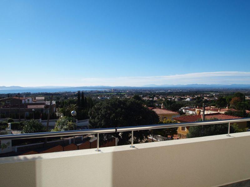 Balcon Location Villa 102783 Rosas