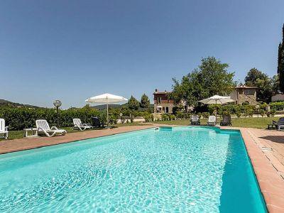 Piscine Location Appartement 104392 Greve in Chianti