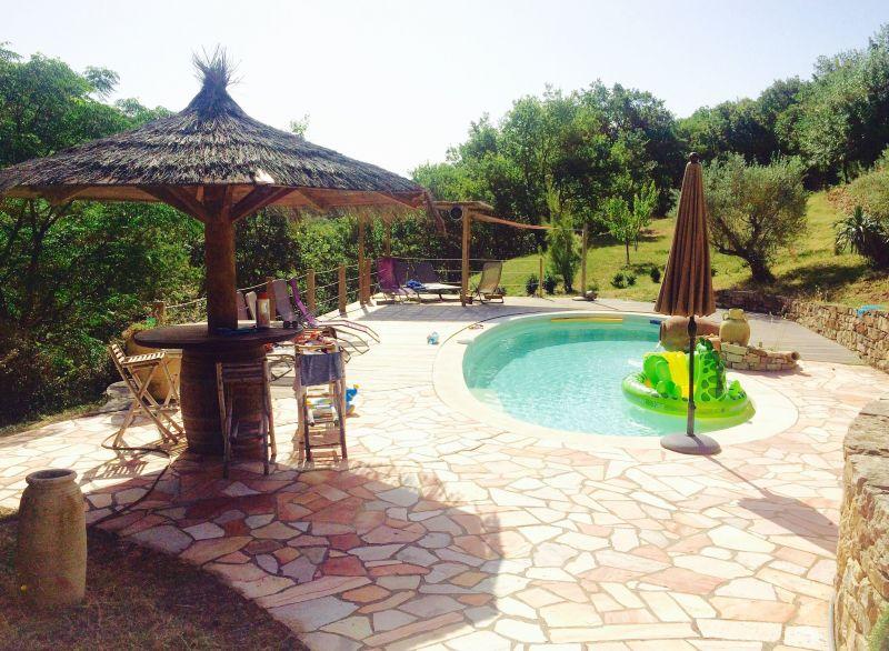 Piscine Location Villa 107401 Lodève