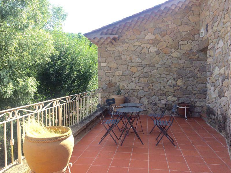 Terrasse Location Villa 107401 Lodève