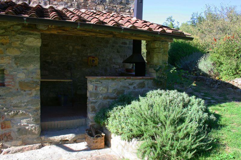 Cuisine d'été Location Gite 109620 Sienne