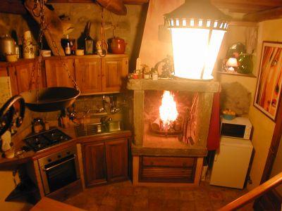 Coin cuisine Location Appartement 110035 San Martino al Cimino