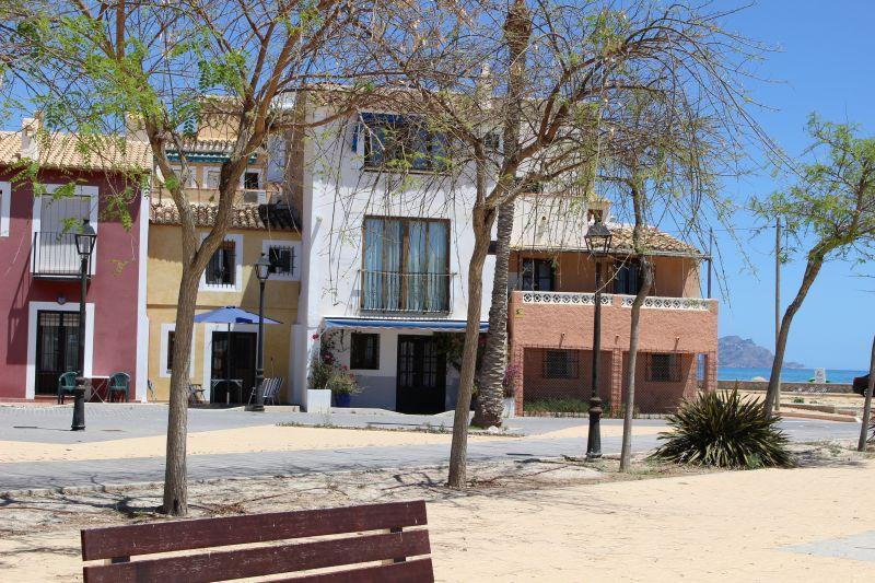 Vue extérieure de la location Location Maison 110050 Benidorm