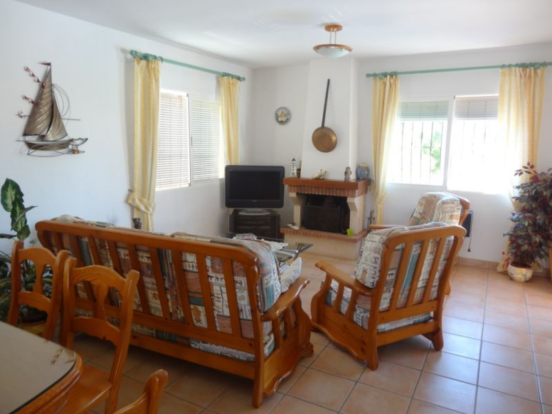Salon Location Villa 111838 Calpe