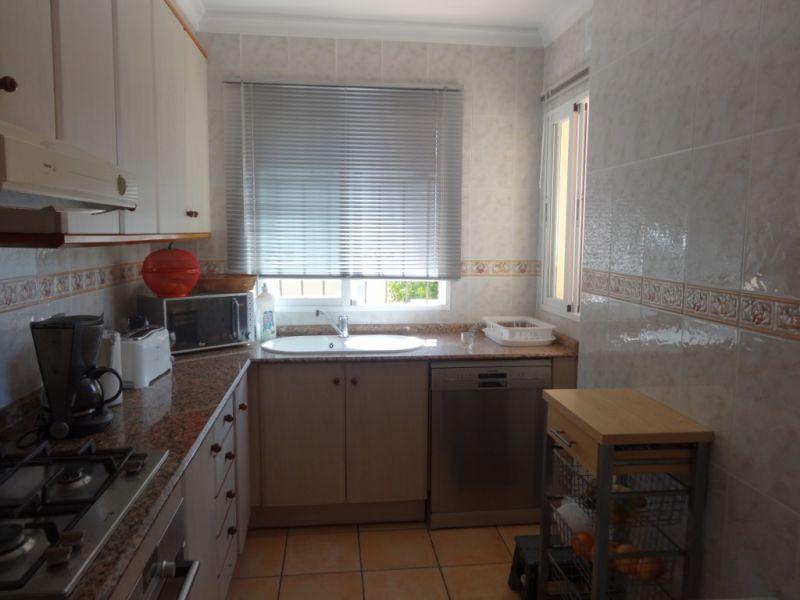 Cuisine indépendante Location Villa 111838 Calpe