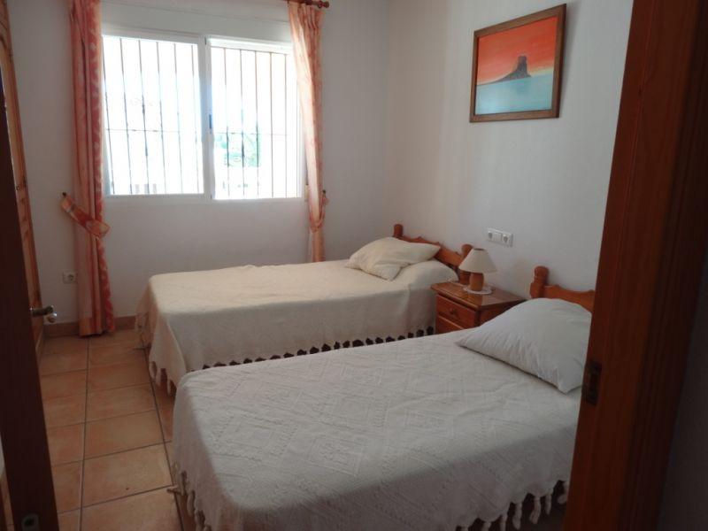 chambre 2 Location Villa 111838 Calpe
