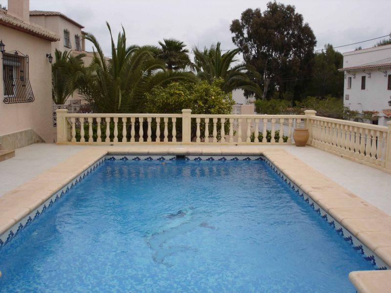Piscine Location Villa 111838 Calpe