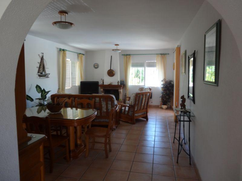 Salle à manger Location Villa 111838 Calpe